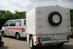 Feldküchen: Kärcher TFK 250 für ÖRK - Österreichisches Rotes Kreuz